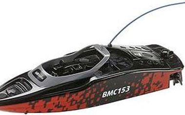 Revell Control Mini Boat BMC153 černo-červená