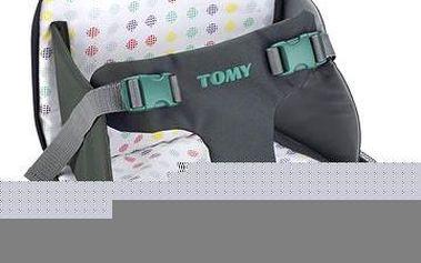Tomy Europe - Nafukovací krmící židlička 3v1