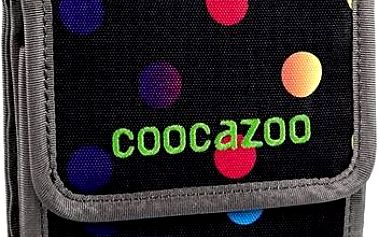 CoocaZoo CashDash Magic Polka Colorful