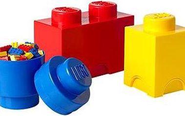 LEGO Úložné boxy - Multipack 3 ks