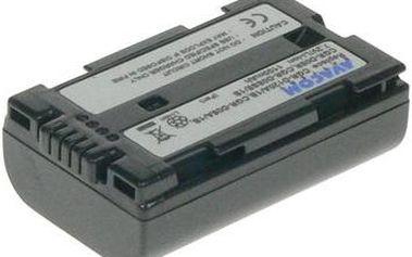 AVACOM za Panasonic CGR-D120/D08s/ VSB0418 černá Li-ion 7.2V 1100mAh