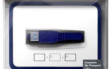 WD Grip Pack 500GB/1TB Slate, černý