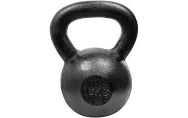 Kettlebell Lifefit Steel 16 kg