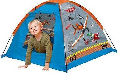 Dětský stan Letadla