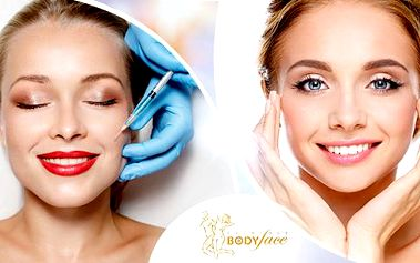 Injekční aplikace FL-Peptidového preparátu odborným zdravotníkem! Účinky podobné jako botox!