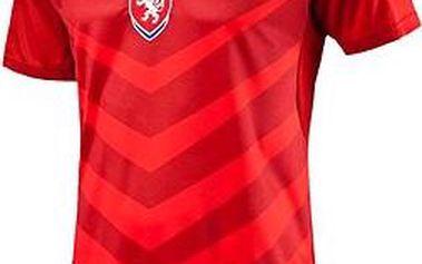 Puma Czech republic Home shirt chilli pepper L