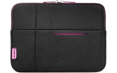 "Samsonite Airglow Sleeves iPad Holder 9.7"" černo-růžové"