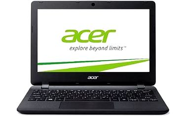 Acer TravelMate B116-M Black