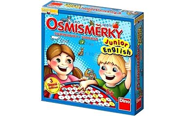 Osmisměrky - Junior English