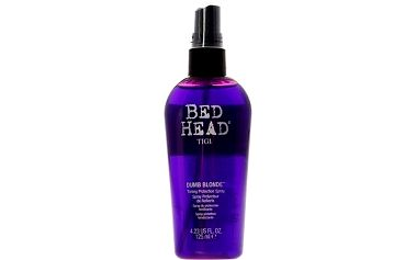 TIGI Bed Head Dumb Blonde Toning Protection Spray 125 ml
