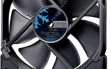 Fractal Design Venturi HP-12 PWM černý