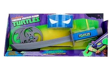 Želvy Ninja - Hrací set LEONARDO