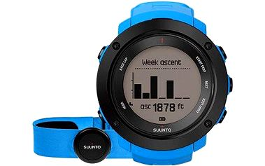 SUUNTO AMBIT3 VERTICAL Blue HR