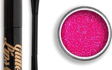 Glitter Lips Molly Dolly