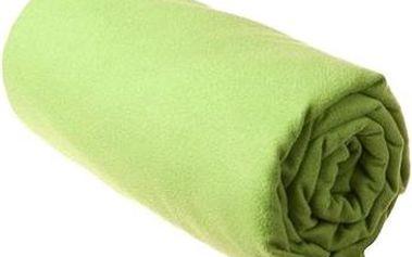 Sea to Summit, DryLite towel antibacterial S Lime