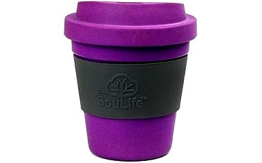 Biodegradable Cup with wrap berry
