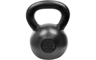 Kettlebell Lifefit Steel 20 kg