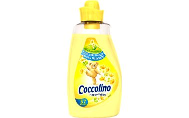 COCCOLINO Happy Yellow 2l - aviváž