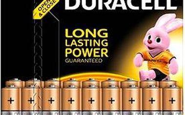 Duracell Basic AAA 18 ks