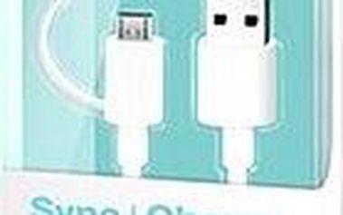 ADATA Lightning/Micro USB MFi 1m bílý