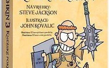 Munchkin 3.rozšíření - Kněžské poklesky
