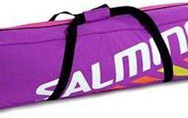Salming Tour Toolbag Senior Purple/Pink