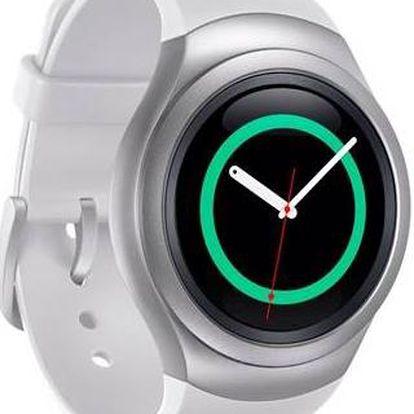 Chytré hodinky Samsung Galaxy Gear S2 sport (SM-R7200ZWAXEZ) bílé