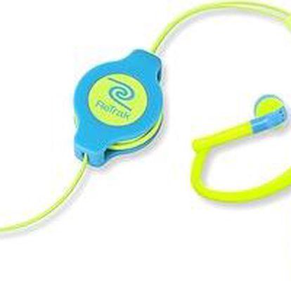 RETRAK audio NEON Sport zeleno-modrá