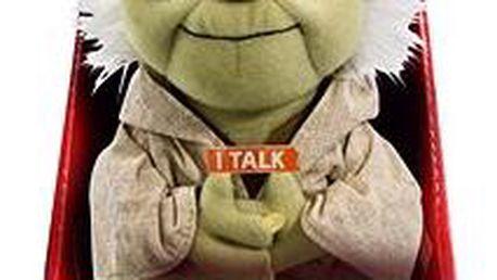 Star Wars - Mluvící plyš Yoda