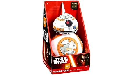 Star Wars - Mluvící plyš BB-8