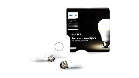 Philips Hue White 9.5W E27 starter kit