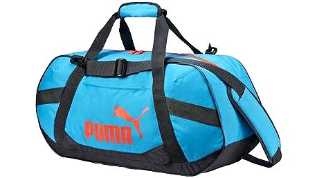 Puma Active TR Duffle Bag M atomic blue-aspha