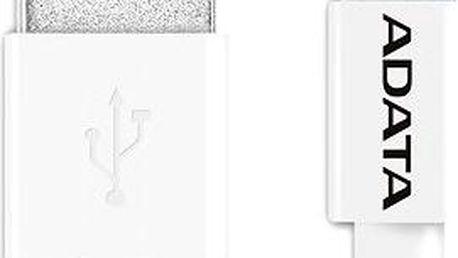 ADATA Lightning MFi 1m bílý