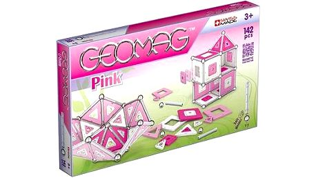 Geomag - Panel Pro Girl 142 dílků