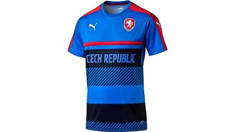 Puma Czech Republic Training Jersey royal L