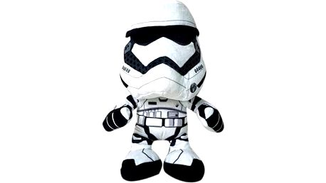 Star Wars 7. Epizoda - Villain Trooper White 25 cm