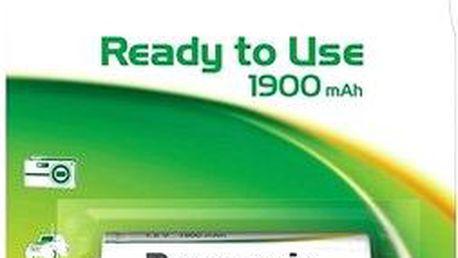 Panasonic Ready to Use AA HHR-3MVE/2BC 1900 mAh