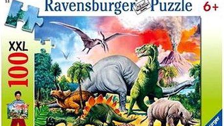 Mezi dinosaury XXL