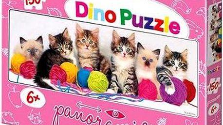 Kočičky s klubíčky