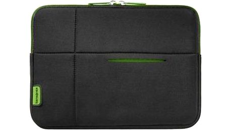 "Samsonite Airglow Sleeves Laptop Sleeve 10.2"" černo-zelené"