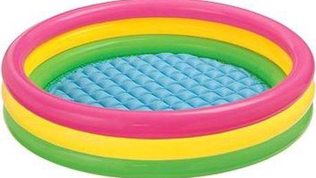 Duhový bazén