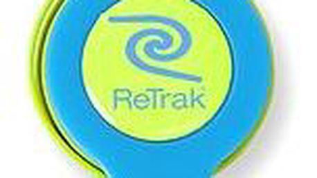 RETRAK audio NEON modro-žluté