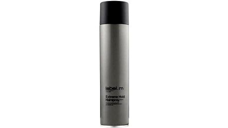 LABEL.M Extreme Hold Hairspray 400 ml