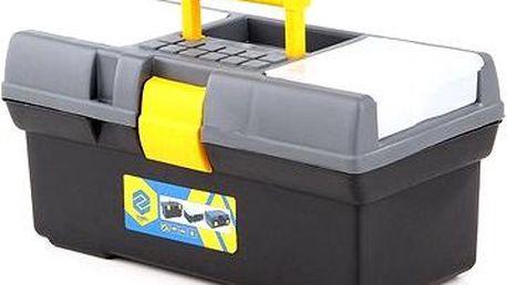 """VOREL Box na nářadí plastový 16"""" 1 zámek 40cm"""