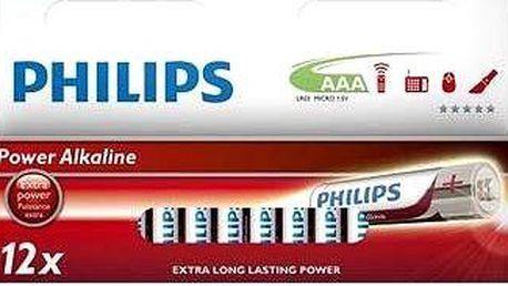 Philips LR03P12W 12ks v balení