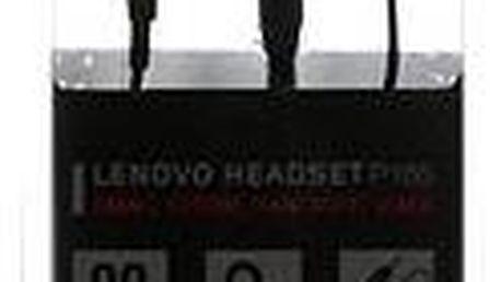 Lenovo in ear headset P165 černá