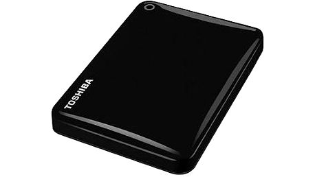 "Toshiba CANVIO CONNECT II 2.5"" 2TB černý"