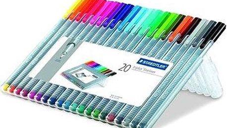 """Linery """"Triplus 336"""" box 20 barev"""