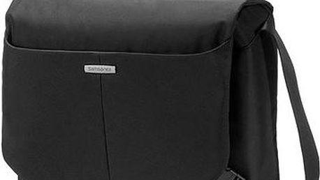 """Samsonite Ergo Biz Laptop Messenger 16"""" černá"""