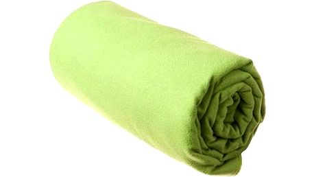 Sea to Summit, DryLite towel antibacterial S Lime